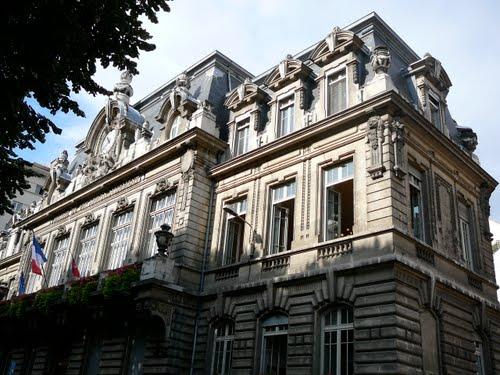 Lyon 7ème mairie