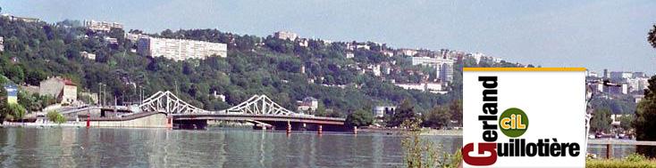 Gerland Rhône du Parc