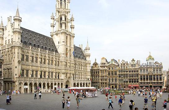 Bruxelles Grand'Place