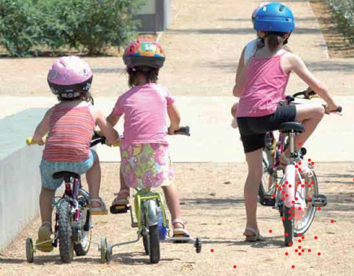 La pratique du vélo selon le projet Gerland 2012