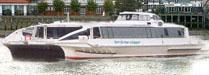 Navette fluviale (Londonienne)