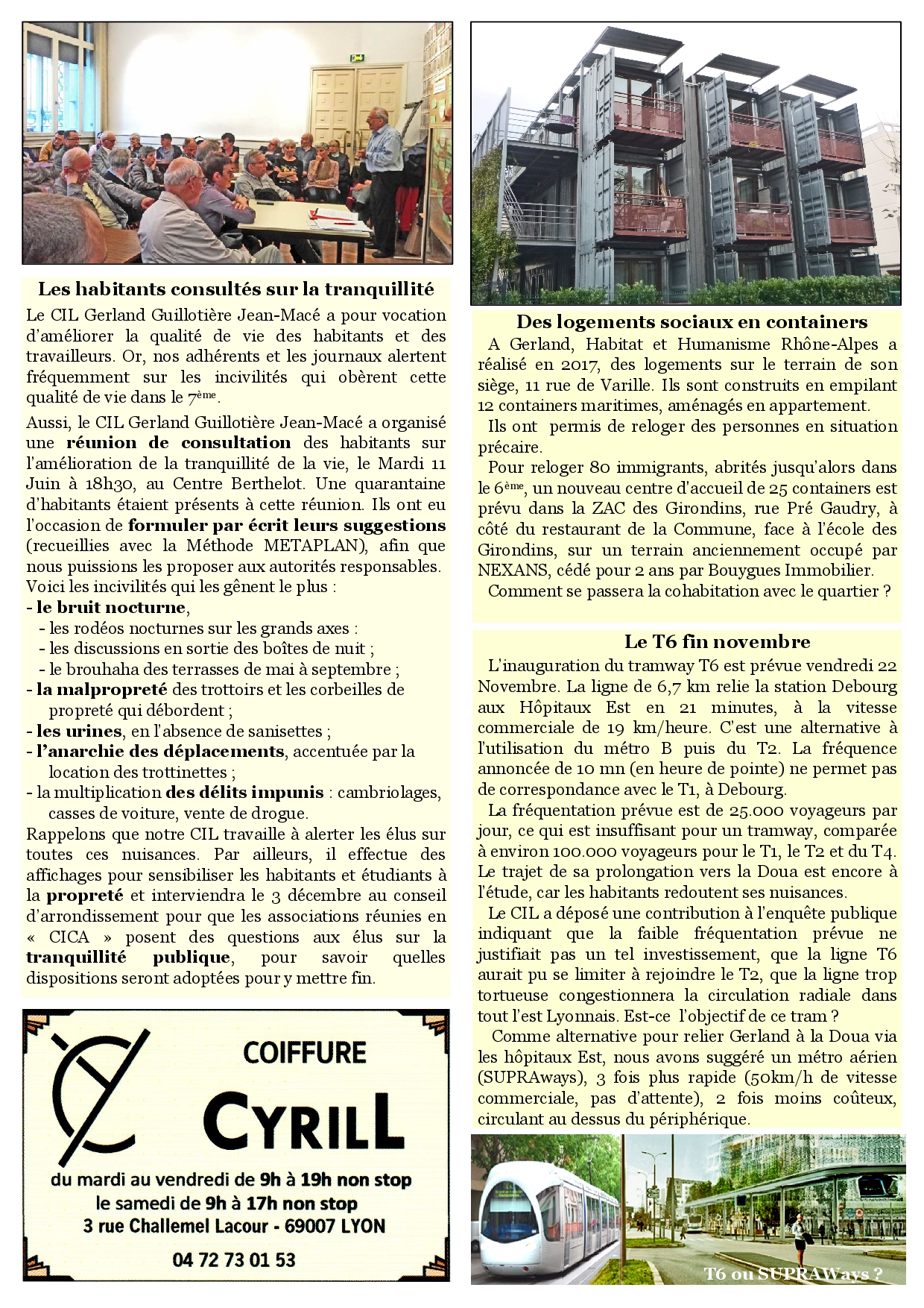 Gazette n°9 page 2