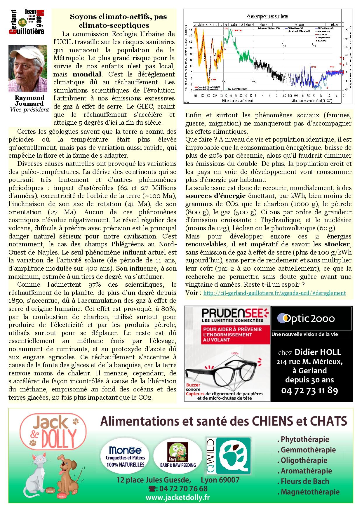 Gazette n°9 page 3